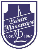 Lehrter Männerchor von 1867 e.V. Logo